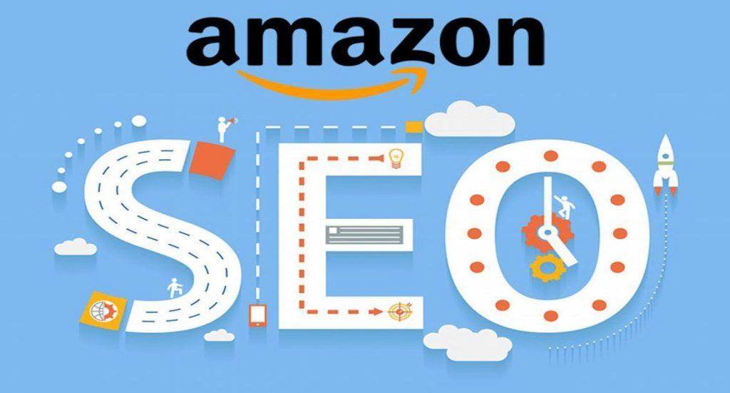 Logo SEO pour Amazon