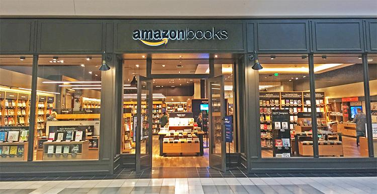 Image d'une boutique Amazon Books