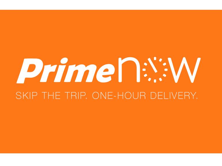 Logo de Prime Now