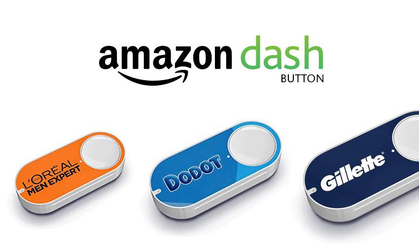 Les Dash Button