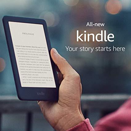 Image d'une Kindle